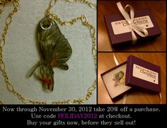 CherieBerie Jewelry Holiday2012 Sale Christmas Ornaments, Holiday Decor, Gifts, Stuff To Buy, Jewelry, Home Decor, Xmas Ornaments, Presents, Jewellery Making