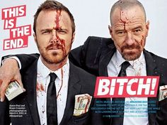 Breaking Bad - best show EVER. The final season was incredible!!