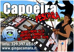#Capoeira a #Pescara - www.gingacamara.it