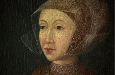 1540 Marriage of Anne of Cleves and Henry VIII dissolved. Henry viii divorced Anne and she was paid handsomely. Anne could not return to Germany as a divorce would have been regarded as an embarrassment for her family so she stayed on in England. Ana De Cleves, Anne Of Cleves, Catherine Parr, Catherine Of Aragon, Wives Of Henry Viii, King Henry Viii, Tudor History, British History, Rey Enrique Viii