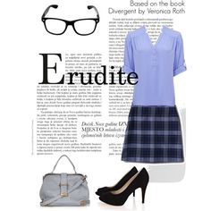 Erudite ( inspired by Veronica Roth's Divergent) on Polyvore by me - jewelsca611