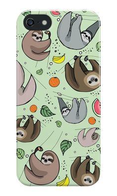Sloth Party by Nemki