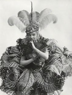Dame Adeline Genee (1916), by Bassano