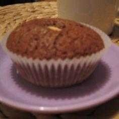 Suklaiset muffinssit - Kotikokki.net - reseptit Muffin, Breakfast, Food, Morning Coffee, Essen, Muffins, Meals, Cupcakes, Yemek
