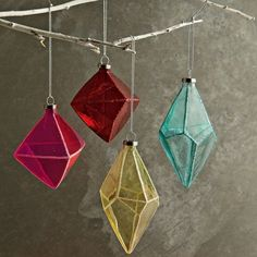 Put a twist on your favorite ornaments this holiday season