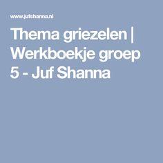 Thema griezelen | Werkboekje groep 5 - Juf Shanna