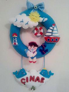 #kaı süsü#çınar#bebek#denizci tema