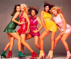 Versace Ad #90s #supermodels #DoYouRemember