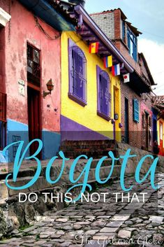 Plan a trip with these things to do in Bogota Colombia. Fun tours in Bogota show the best of the city and tips on safety, getting around, what to eat, where to stay. Cali Colombia, Visit Colombia, Colombia Travel, South America Destinations, South America Travel, Columbia South America, Central America, Places To Travel, Travel Destinations