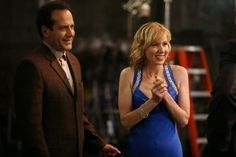 Tony Shalhoub and Traylor Howard in Monk Natalie Teeger, Detective Monk, Monk Tv Show, Adrian Monk, Tony Shalhoub, Tv Episodes, News Today, Old Hollywood, Superstar