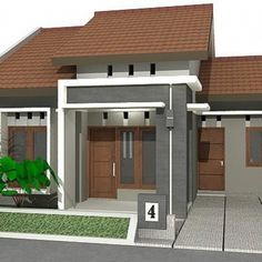 Here Is The Latest Most Updated Minimalist Home Design Pictures - Exterior Design