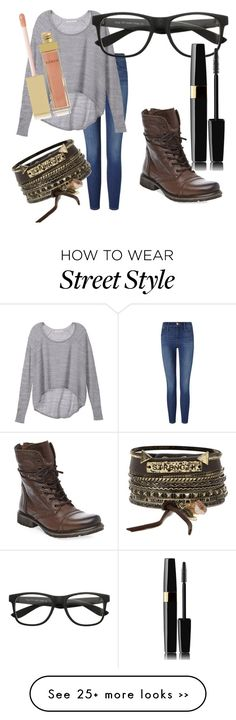 """You and me are golden"" by da-muzykgirl on Polyvore featuring Frame Denim, Victoria's Secret, Steve Madden, BKE and AERIN"