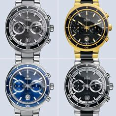 www.karats.com  Largest Selection in the Area  Stunning Chronograph styles and Design. Rado is known for the Scratch Resistant Bands.     www.karats.us