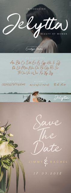 Jelytta Handwritten Free Font