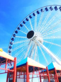 Ferris Wheel Chicago Chicago Photography City Photography