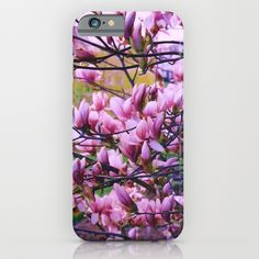 Signs of Spring iPhone & iPod Case