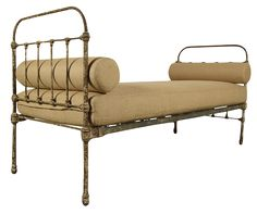 1900's Antique French Daybed on Chairish.com
