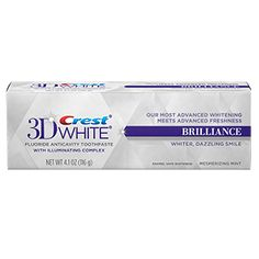 I gave the Brilliance Toothpaste a 3 out of 5 because I feel it cleans your teeth, it has a nice taste to it, and leaves your teeth feeling fresh however, my teeth are already fairly white, and I found it left my teeth looking off white, they almost looked stained after using this tooth paste daily for weeks. I do not like that it has little plastic beads in it, this all turns me off of buying this product to use in the future.