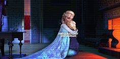 Elsa and Stella Frost ❄
