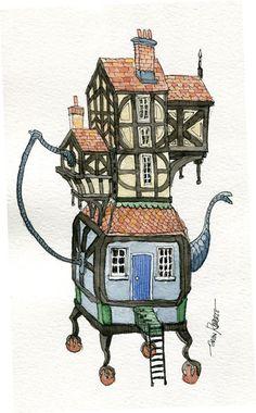 Rare Tudor Teapot ;-)