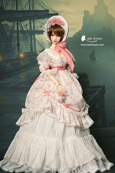 Lolita Fashion, Fashion Dolls, Fashion Dresses, Barbie Gowns, Barbie Dress, 1800s Fashion, Victorian Fashion, Pretty Dolls, Beautiful Dolls