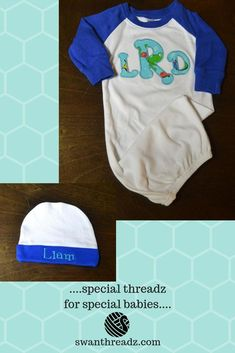Newborn baby and newborn outfits, along with social gathering evening wear, sleepsuits, vests and outdoor clothing. Baby Boy Christmas Outfit, Baby Coming Home Outfit, Cute Baby Boy Outfits, Baby Monogram, Baby Gown, Newborn Outfits, Outdoor Outfit, Hat Making, Cute Babies