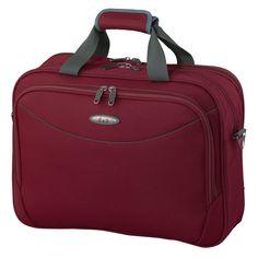 #Bordtasche d&n Travel Line 7404 bei Koffermarkt: ✓Polyester ✓auf Trolley aufsteckbar ✓Farbe: bordeaux ⇒Jetzt kaufen
