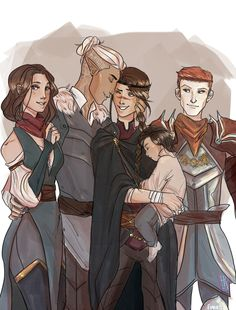 Because Dragon Age