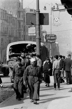 ✿ ❤ Bir Zamanlar İSTANBUL,  ŞİŞHANE (1960)