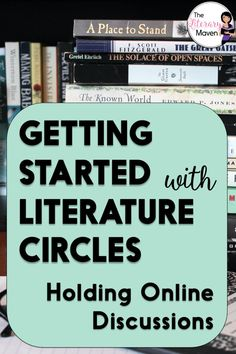 Students practice providing text evidence to support their ideas and respectfully responding to others in online literature circle discussions. Middle School Ela, Middle School English, English Lesson Plans, Literature Circles, English Classroom, Writing Activities, Teaching Tips, English Language, Language Arts