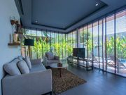 Tropical modern villa with 2 bedrooms - Phuket Buy House Phuket, Home Buying, Blinds, Buy House, Villa, Tropical, Curtains, Outdoor Decor, Modern
