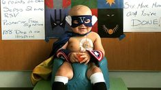 'Valiant Vito,' cancer-fighting toddler who wore superhero capes, dies