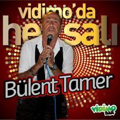 #vidimolive #salı #bülenttamer