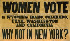 1920  Ratified on August 18 1920 the 19th Amendment to the U.S. Constitution granted American women the right to votea right known as woman suffrage. At the time the U.S. was founded its female citizens did not share all of the same rights as men including the right to vote.    #women #vote #rockthevote #suffragette #newyork #19 #constitution #american #voteactinvest #realtor #realestate