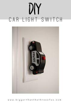 DIY: Car Light Switch :)