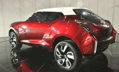 MG Icon concept car