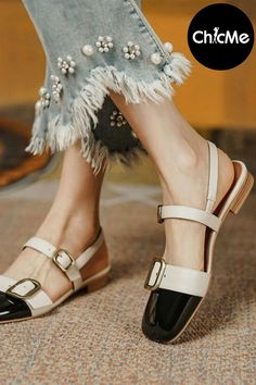 slip on shoes,slip on shoes outfit,slip on shoes womens shoes,shoes for women,Pointed Toe Heels, Pointed Toe Heels outfits, Low Heel Sandals, Slingback Shoes, Low Heels, Chic Type, Heels Outfits, Pointed Toe Heels, Leather Flats, Patent Leather, Mary Jane Shoes