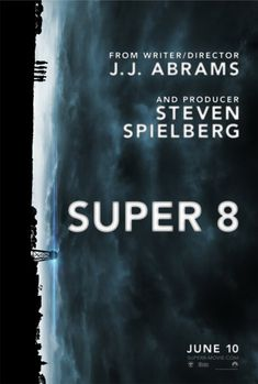 'Super 8′ film poster by BLT & Associates. Set in 1979 Ohio, a group of six young children use aSuper 8 camera to make their own zombie movie. One night, while filming near a remote stretch of railroad tracks, the children witness a truck collide with an oncoming train leading to a catastrophicderailment. Amidst the fire and destruction, something inhuman emerges. See more of BLT & Associates here:bltomato.comSee the Super 8 trailer and film details here:super8-movie.com