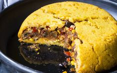 Pastel de Choclo: Chilean Shepherd's Pie [Vegan, Gluten-Free] - One Green PlanetOne Green Planet Vegan Dinner Recipes, Vegan Dinners, Pie Recipes, Breakfast Recipes, Vegetarian Recipes, Delicious Recipes, Green Salad Dressing, Frozen Corn, Sin Gluten