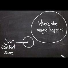 Where magic happens.