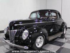 1940 Ford Coupe ...