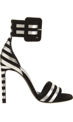 Can we get a co-sign on these epic Saint Laurent Paloma Sandals?