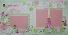 Princess  http://pinterest.com/beatrizguzman/my-scrapbook-pages-kits/