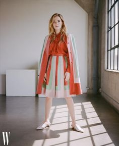 Zoey Deutch in the W Magazine 2017