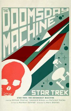 The Doomsday Machine Juan Ortiz Star Trek