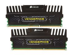 CORSAIR Vengeance 4GB (2 x 2GB) 240-Pin DDR3 SDRAM DDR3 1600 Desktop Memory Model CMZ4GX3M2A1600C9