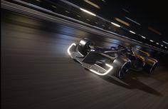 De olho no futuro da F1, Renault desenvolve carro conceito para 2027