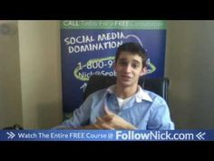 www.FollowNick.com 3. Don't force fans to like your posts - Facebook Marketing About Facebook, Free Courses, Facebook Marketing, Social Media, Youtube, Fans, Profile, Posts, Create