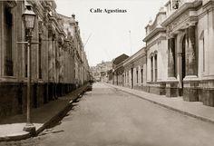 Imágenes de Chile del 1900: Santiago