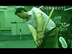 The Broom Drill Will Drastically Improve Your Ball... - Swing by Swing Golf